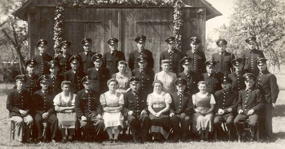 Gründungsfoto 1951