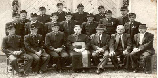 Gruppenfoto 1961