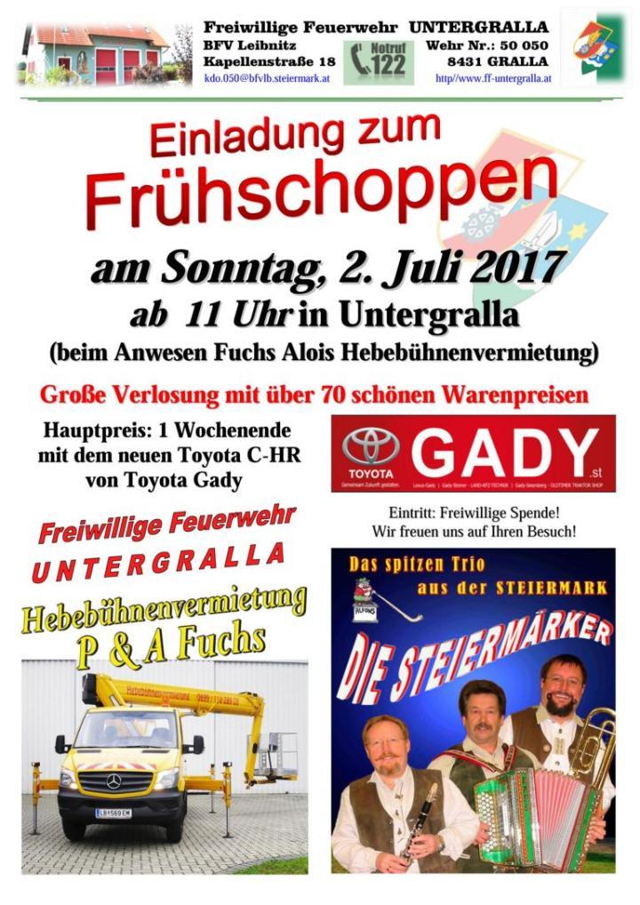 Frühschoppen 2017 neu